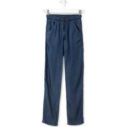 Textil Děti Rifle rovné Losan 714 9013AB Modrý