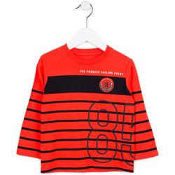 Textil Děti Svetry Losan 715 1002AC Červené