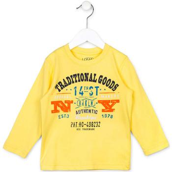 Textil Děti Svetry Losan 715 1208AC Žlutá