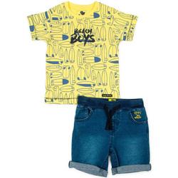 Textil Děti Set Losan 715 8001AC Žlutá