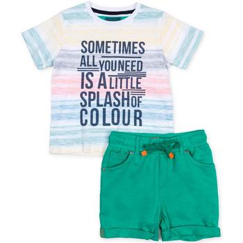 Textil Děti Set Losan 715 8006AC Zelený