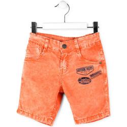 Textil Chlapecké Kraťasy / Bermudy Losan 715 9009AC Oranžový