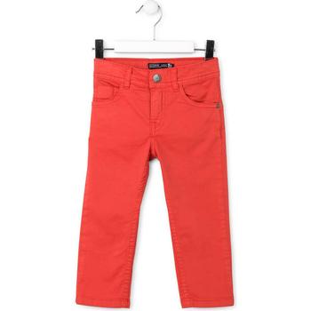 Textil Děti Kapsáčové kalhoty Losan 715 9650AC Červené