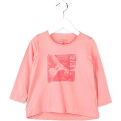 Textil Děti Svetry Losan 716 1214AD Růžový