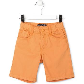 Textil Chlapecké Kraťasy / Bermudy Losan 715 9655AC Oranžový