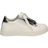 Boty Dívčí Nízké tenisky Didiblu D-3526 Bílý