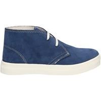 Boty Děti Kotníkové boty Didiblu D-3500 Modrý