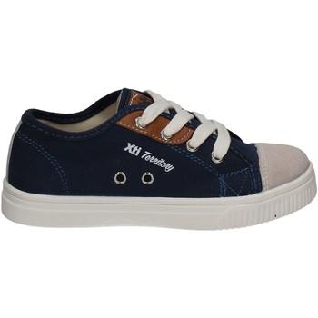 Boty Děti Nízké tenisky Xti 54851 Modrý