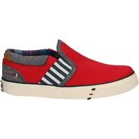 Boty Děti Street boty Wrangler WJ17103 Červené