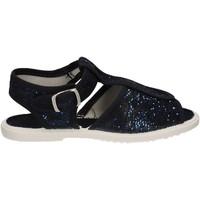 Boty Dívčí Sandály Lulu LI200008T Modrý