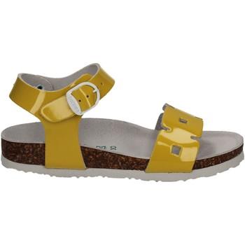 Boty Děti Sandály Bionatura 22B1024 Žlutá