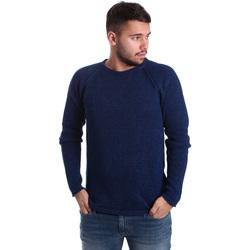 Textil Muži Svetry Gas 561872 Modrý