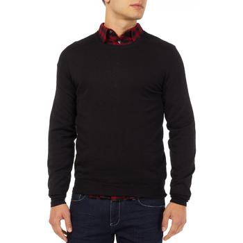Textil Muži Svetry Gas 561882 Černá