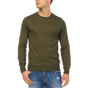 Textil Muži Svetry Gas 561882 Zelený