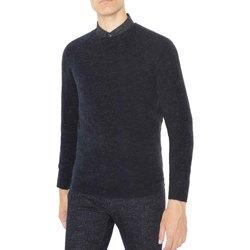 Textil Muži Svetry Antony Morato MMSW00762 YA400086 Černá