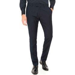 Textil Muži Mrkváče Antony Morato MMTR00369 FA600040 Modrý
