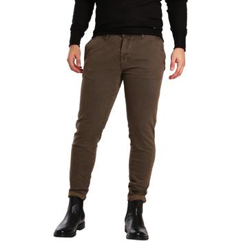 Textil Muži Mrkváče Gaudi 721BU25007 Hnědý