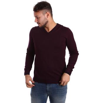 Textil Muži Svetry Gaudi 721BU53019 Fialový