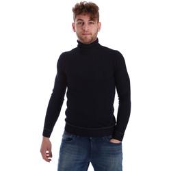 Textil Muži Svetry Gaudi 721BU53031 Modrý