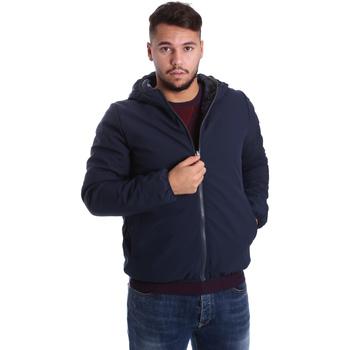 Textil Muži Prošívané bundy Invicta 4442128/UM Modrý