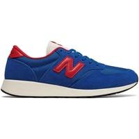 Boty Muži Nízké tenisky New Balance NBMRL420SM Modrý