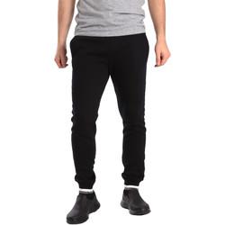 Textil Muži Teplákové kalhoty Key Up SF24 0001 Černá