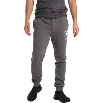 Textil Muži Teplákové kalhoty Key Up GF16 0001 Šedá