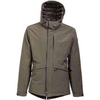 Textil Muži Parky U.S Polo Assn. 42758 51919 Zelený