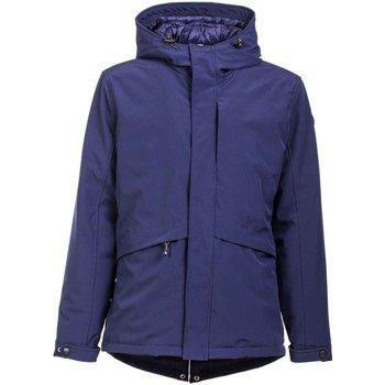 Textil Muži Parky U.S Polo Assn. 42758 51919 Modrý