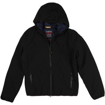 Textil Muži Prošívané bundy U.S Polo Assn. 43017 51919 Černá