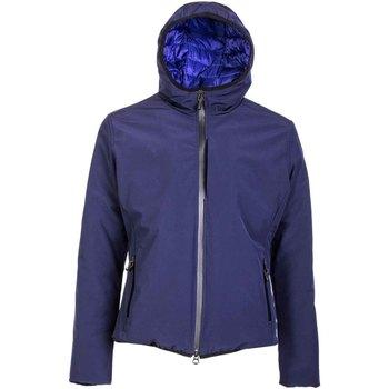 Textil Muži Prošívané bundy U.S Polo Assn. 43017 51919 Modrý