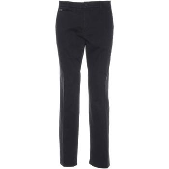 Textil Muži Mrkváče Nero Giardini A770010U Černá