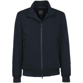 Textil Muži Bundy Geox M7420S T2408 Modrý