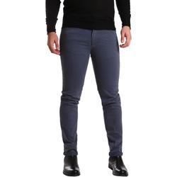 Textil Muži Kapsáčové kalhoty Sei3sei PZV16 7239 Modrý