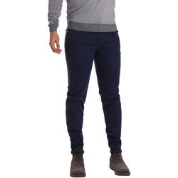 Textil Muži Kapsáčové kalhoty Sei3sei PZV17 7257 Modrý