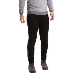 Textil Muži Kapsáčové kalhoty Sei3sei PZV17 7257 Černá