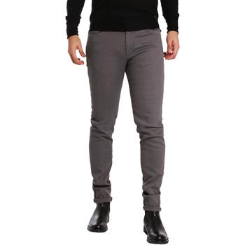 Textil Muži Kapsáčové kalhoty Sei3sei PZV17 7257 Šedá