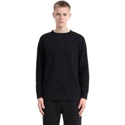 Textil Muži Mikiny Calvin Klein Jeans J30J302268 Černá