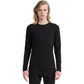 Textil Muži Svetry Calvin Klein Jeans J30J303658 Černá