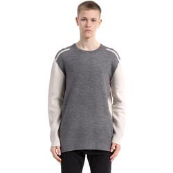Textil Muži Mikiny Calvin Klein Jeans J30J305475 Šedá
