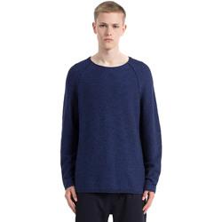 Textil Muži Svetry Calvin Klein Jeans J30J305476 Modrý