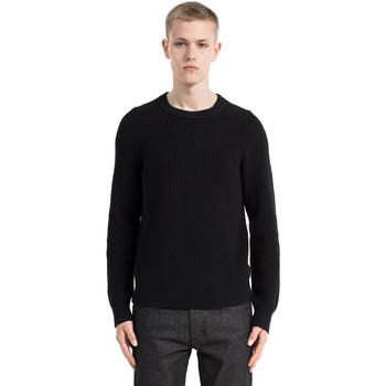Textil Muži Svetry Calvin Klein Jeans J30J305479 Černá