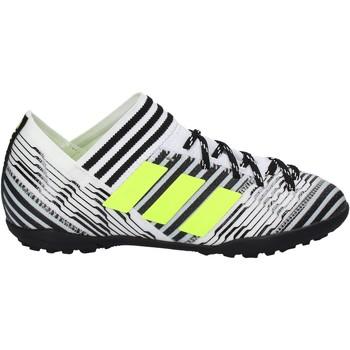 Boty Děti Fotbal adidas Originals BY2471 Bílý