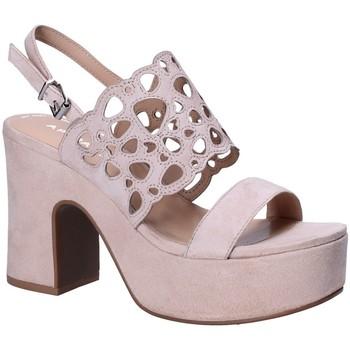 Boty Ženy Sandály Apepazza GRC02 Růžový