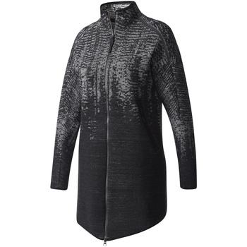 Textil Ženy Svetry / Svetry se zapínáním adidas Originals BR9468 Černá