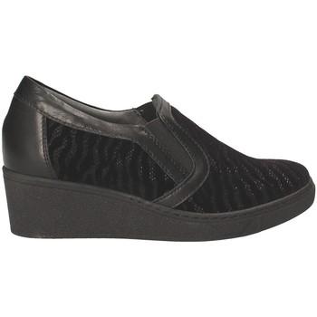 Boty Ženy Mokasíny Grunland SC3525 Černá
