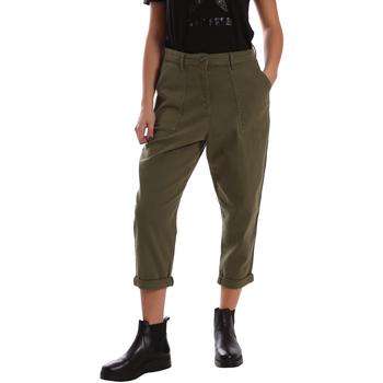 Textil Ženy Mrkváče Tommy Hilfiger DW0DW02588 Zelený