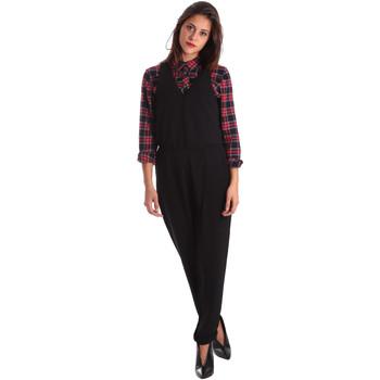 Pepe jeans Overaly PL230187 - Černá