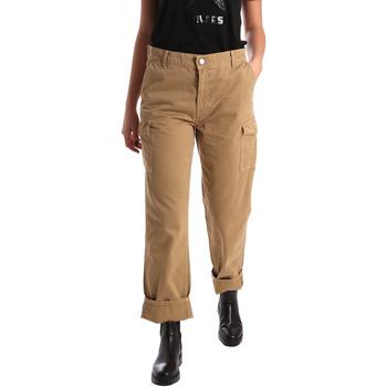 Textil Ženy Cargo trousers  Pepe jeans PL211003R Béžový