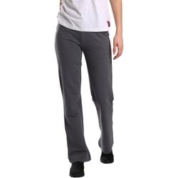 Textil Ženy Turecké kalhoty / Harémky Key Up 549F 0001 Šedá